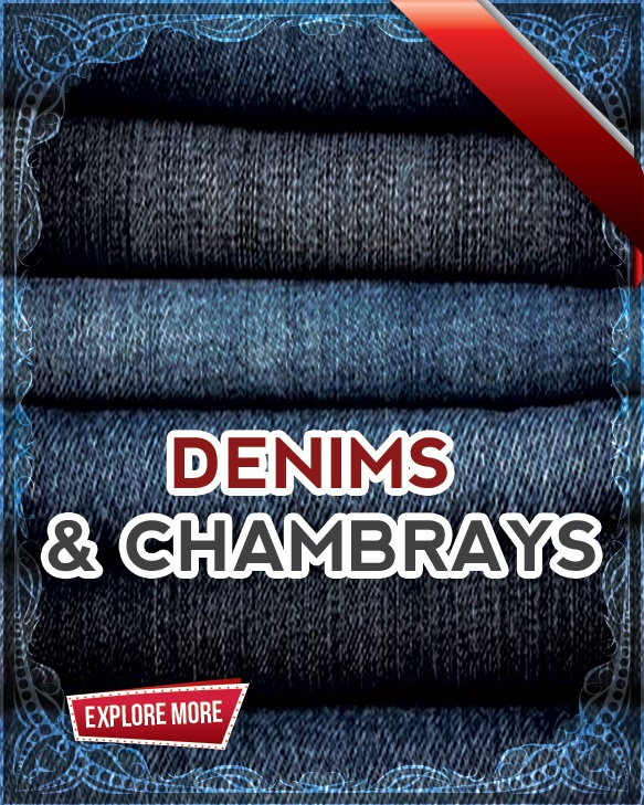 Denims and Chambrays